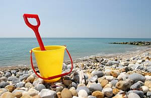 Cape Cod Vacation Rentals - bucket on the beach