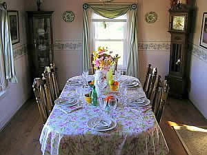 Cape Cod Holiday Rental :: Dining Room