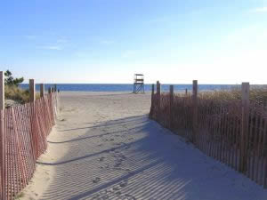 Cape Cod Beach Rental - Seagull Beach
